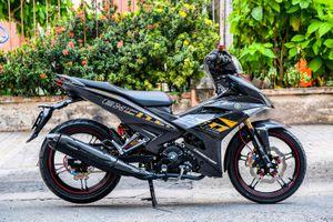 Yamaha Exciter 150 lột xác với dàn áo carbon