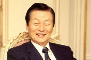 Nhà sáng lập của Lotte qua đời