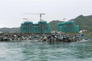 Khánh Hòa lý giải việc dự án lấn biển Vịnh Nha Trang