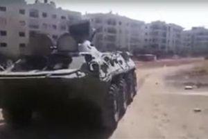 Nga-Syria tung đòn phối hợp, chọc thủng phòng tuyến Aleppo