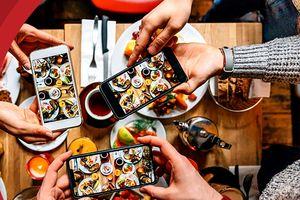 Kết nối đam mê với mạng xã hội ẩm thực đầu tiên tại Việt Nam
