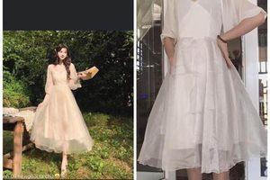 Thảm họa mua hàng online dịp Tết: Đặt váy nhưng nhận được giẻ lau