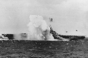 75 năm trước, Mỹ mở màn trận đánh 'đẫm máu' nhất trên biển với Nhật Bản