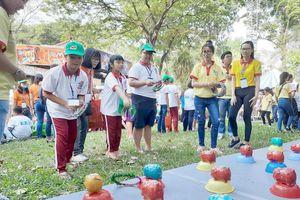 TP.HCM: 2.000 trẻ em cơ nhỡ, khó khăn tham gia chương trình 'Tổ ấm ngày Xuân'