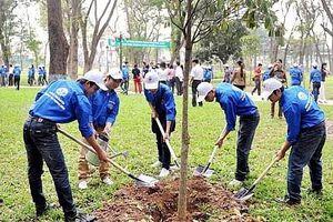 Hà Nội tổ chức kế hoạch phát động 'Tết trồng cây đời đời nhớ ơn Bác Hồ'