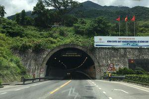 Hầm Hải Vân sẽ mở cửa 24/24 trong dịp Tết