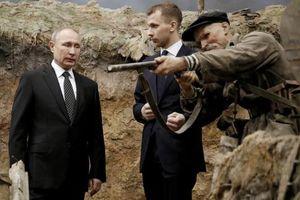 Tổng thống Putin bác ý tưởng lãnh đạo suốt đời như thời Liên Xô
