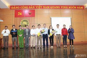 Nghệ An: Kỳ họp HĐND đầu tiên ở địa phương cấp xã mới sáp nhập