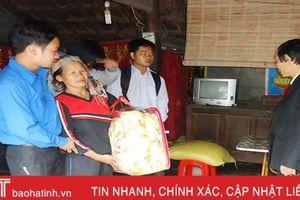 Một xã ở Hà Tĩnh quyên góp hơn 240 triệu đồng giúp người nghèo ăn tết