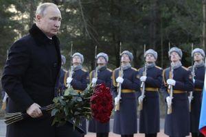 Ông Putin bác bỏ ý tưởng làm tổng thống vĩnh viễn