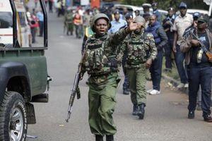 Kenya bắt giữ 5 nghi phạm khủng bố