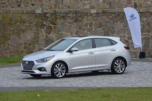 Cận cảnh Hyundai Accent Hatchback 2020, giá 'hạt dẻ'