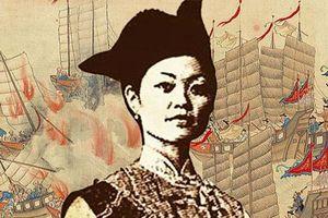 Chân dung 'Nữ hoàng hải tặc' khiến nhà Thanh bất lực, gây chống động lịch sử
