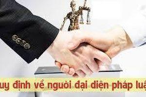 Người đại diện theo pháp luật của doanh nghiệp có được ký hợp đồng với chính mình?