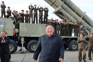 Tướng John Hyten: Triều Tiên phát triển vũ khí với tốc độ rất nhanh