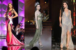 Loạt hoa hậu ăn gạch đá vì bị nghi copy váy ở Miss Universe, riêng Hương Giang lật ngược thế cờ