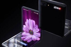 Galaxy Z Flip - Đẹp ngỡ ngàng 'nàng tiên' mới của Samsung