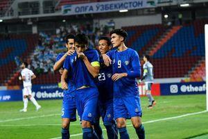 Nhấn chìm U23 UAE, U23 Uzbekistan vào bán kết U23 châu Á