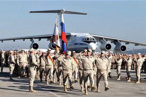 Căn cứ Nga ở Syria bị máy bay không người lái không kích
