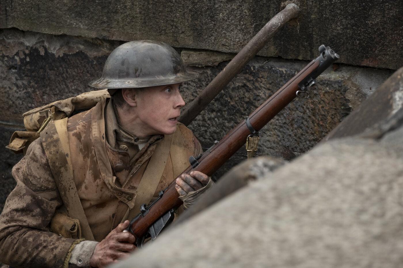 Phim Thế chiến I '1917' vươn lên dẫn đầu đường đua Oscar 2020