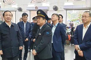 Phó Chủ tịch Nguyễn Thế Hùng: Đảm bảo tuyệt đối an toàn cho Nhân dân đón tết