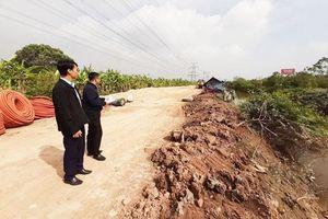 Nhiều công trình thủy lợi ở Bắc Ninh bị xâm hại