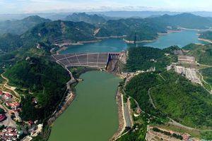 Thủy điện chắt chiu từng mét khối nước