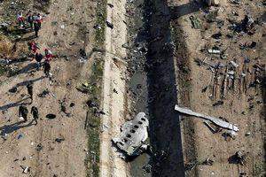 Iran sẽ bàn giao cho Ukraine hộp đen máy bay Boeing 737 gặp nạn