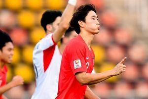 U23 Hàn Quốc vào bán kết, cổ động viên Hàn khóc như mưa
