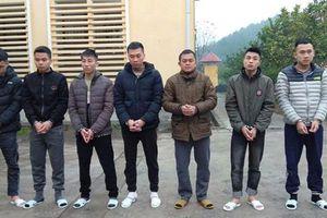 Vụ 10 đối tượng ở Quảng Ninh lên Lạng Sơn hỗn chiến: Đã bắt tạm giam 7 bị can