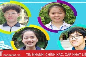 Học sinh giỏi Hà Tĩnh - nốt nhạc vui chào mùa xuân mới