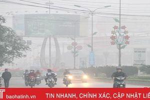 Hôm nay, Hà Tĩnh có mưa vài nơi, sáng sớm và đêm trời rét