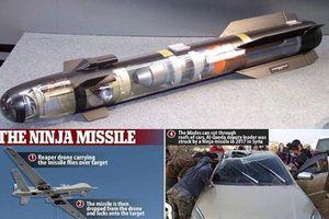 Uy lực khủng khiếp của tên lửa 'hỏa ngục' Mỹ dùng sát hại Tướng Iran