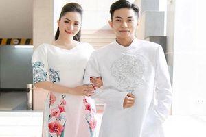 Chồng trẻ Phan Hiển không muốn Khánh Thi đẻ thêm