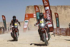 Honda vô địch giải đua xe khắc nghiệt nhất hành tinh