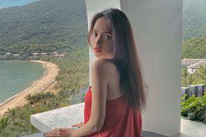 Mặc đầm hờ hững, Hương Giang như thỏi nam châm vô cực, xứng danh đệ nhất Hoa hậu chuyển giới