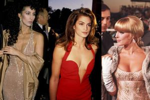 Trong lúc chờ thảm đỏ sáng đèn, cùng điểm lại 27 chiếc váy gợi cảm nhất lịch sử Oscar