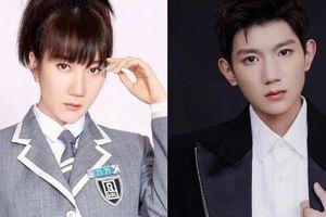 Dân mạng không phân biệt được đâu là nữ thực tập sinh của Idol Producer, đâu là 'em trai quốc dân' Vương Nguyên
