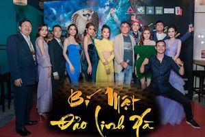 'Bí mật đảo Linh Xà': Dàn diễn viên Việt Nam và quốc tế cùng đọ sắc thêm thảm đỏ