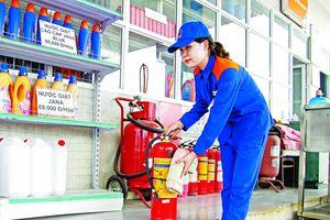 Công ty Xăng dầu khu vực I: Gắn sản xuất, kinh doanh với bảo đảm an toàn