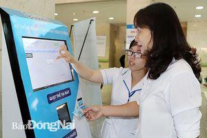 Rút ngắn thời gian khám, chữa bệnh nhờ ứng dụng công nghệ thông tin