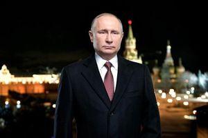 Putin lo ngại cho nước Nga