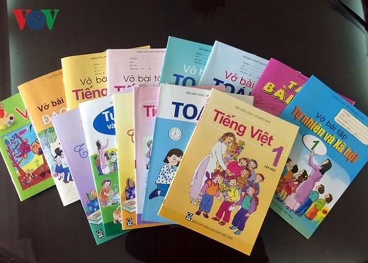 Bộ Giáo dục và Đào tạo 'chốt' sách giáo khoa Tiếng Anh mới