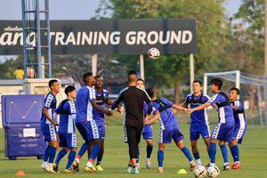 Công Phượng và đồng đội sẵn sàng cho vòng sơ loại AFC Champions League