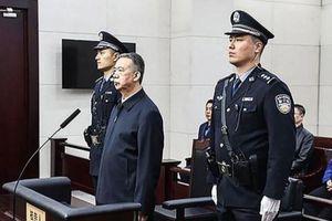 Tòa TQ tuyên án 13,5 năm tù với cựu chủ tịch Interpol