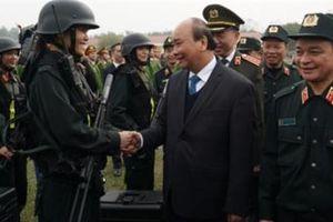 Thủ tướng Nguyễn Xuân Phúc nói về vụ việc tại Đồng Tâm