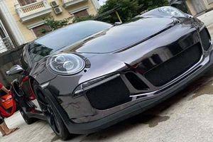 Con rể Minh Nhựa khoe siêu xe Porsche 911 GT3 RS tiền tỷ