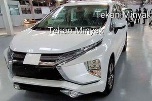 Xe giá rẻ Mitsubishi Xpander 2020 mới lộ diện trong nhà máy