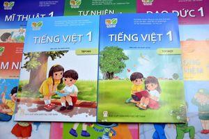 7 điểm mới trong SGK Tiếng Việt lớp 1