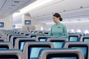 Bộ trưởng gửi thư khen tiếp viên Vietnam Airlines
